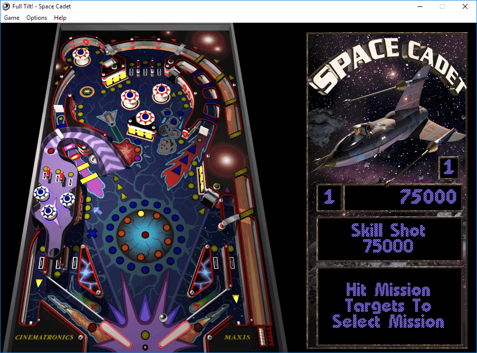Full Tilt Pinball (1996) on Windows 10 - Federico Dossena