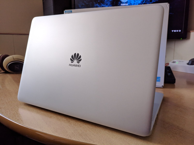 Huawei Matebook D Review - Federico Dossena