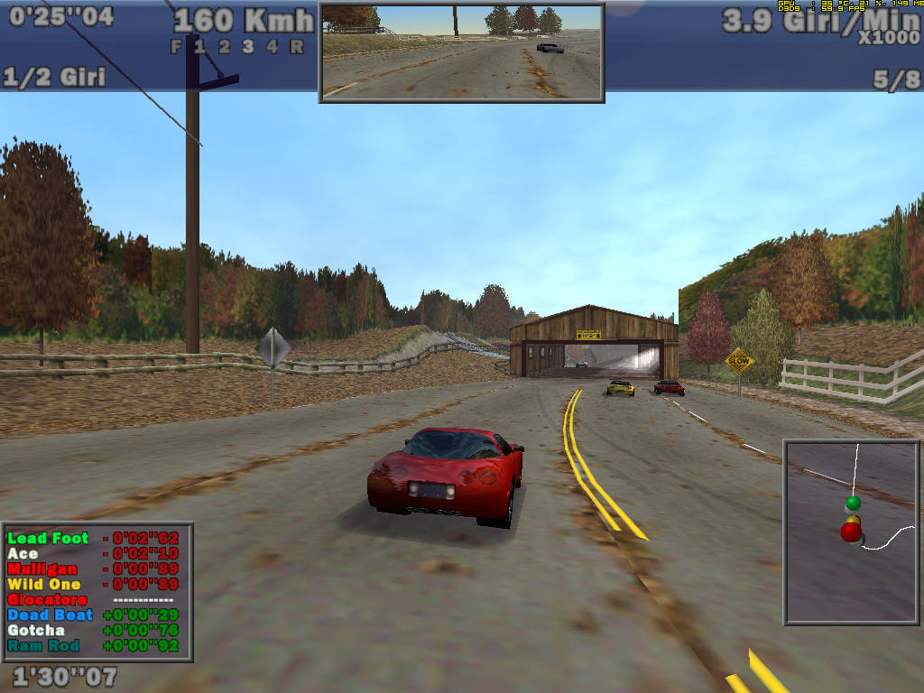 Need For Speed 3 (1998) on Windows 10 - Federico Dossena
