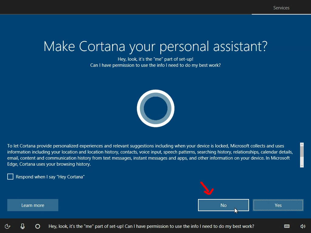 Windows 10 Privacy Guide - Spring Creators Update - Federico Dossena
